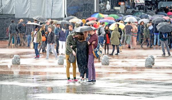 Onweer tijdens je evenement? Demonstratie weerbewaking tijdens Festivak