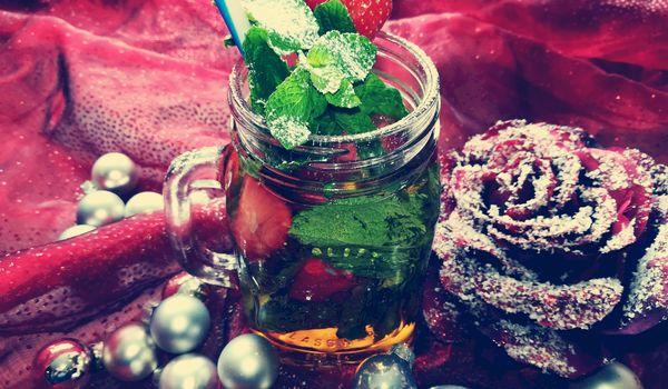 Alcoholvrije cocktails zijn absolute must tijdens de eindejaarsfeesten!