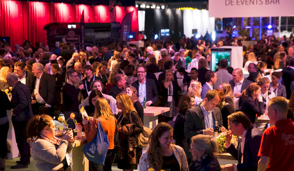 EventSummit: Beursvloer vol! 520 exposanten