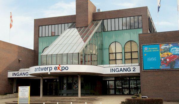 Antwerp Expo gaat uitbreiden