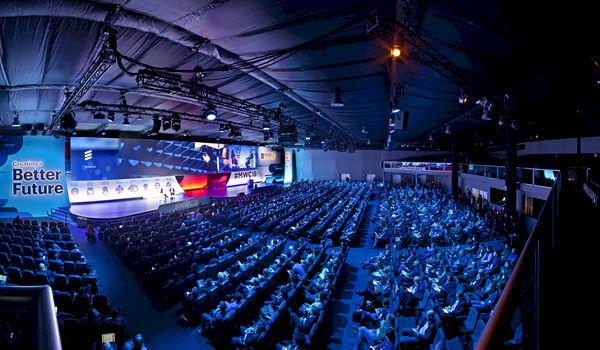Losberger De Boer ook dit jaar leverancier van het Mobile World Congress