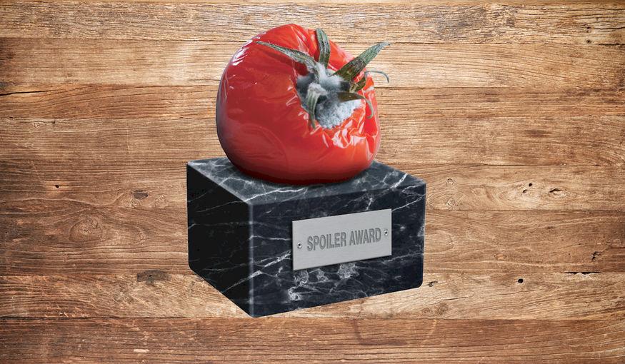 Spoiler Award tegen creatieve verspilling in de eventsector