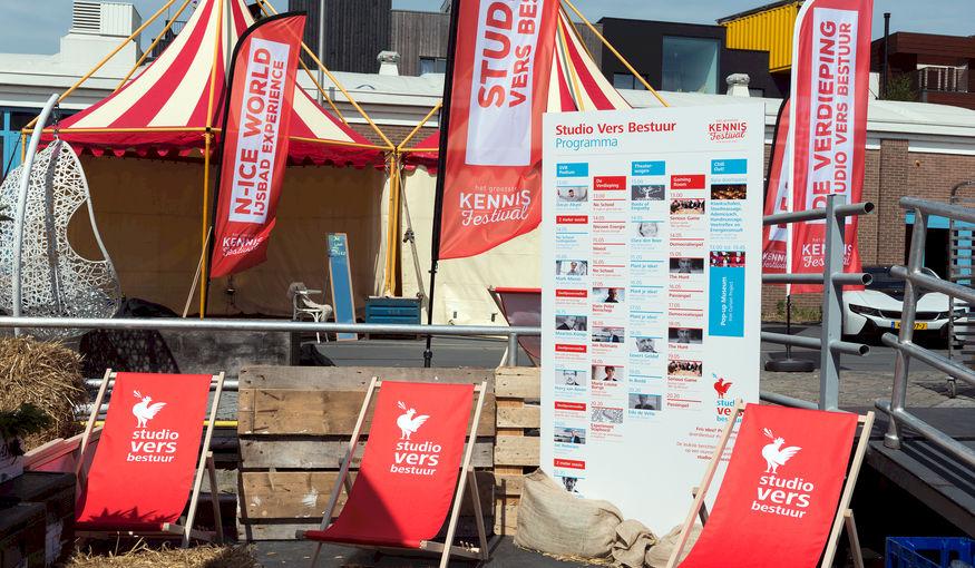Deze festival-organisatoren hadden 2 weken om een toppresentatie neer te zetten