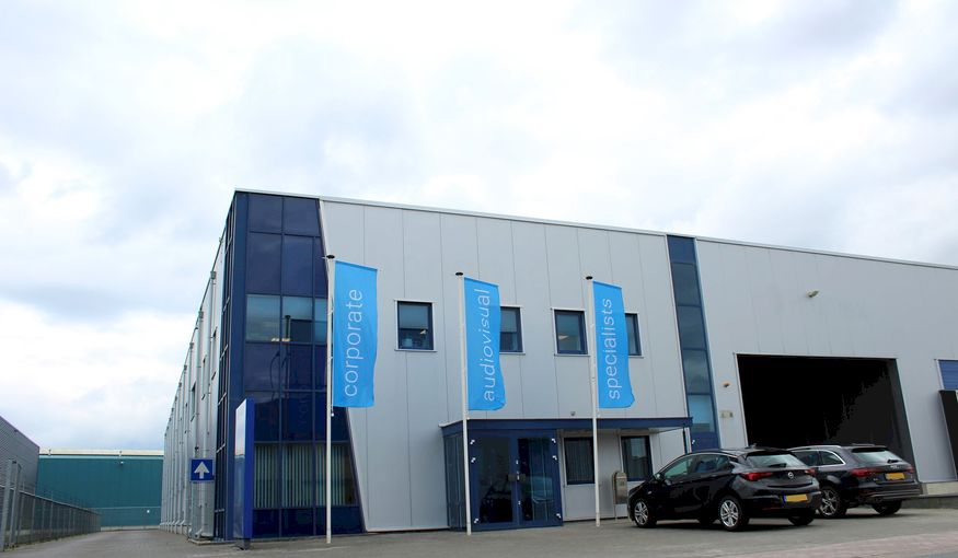 AVeurope - Het Audiovisueel Experience Center