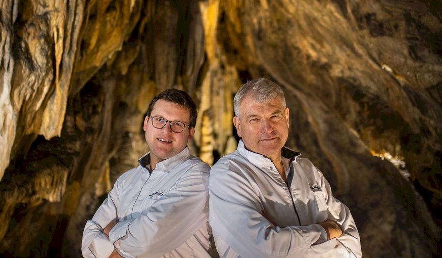 Dinner in the Caves: uniek in de evenementenwereld