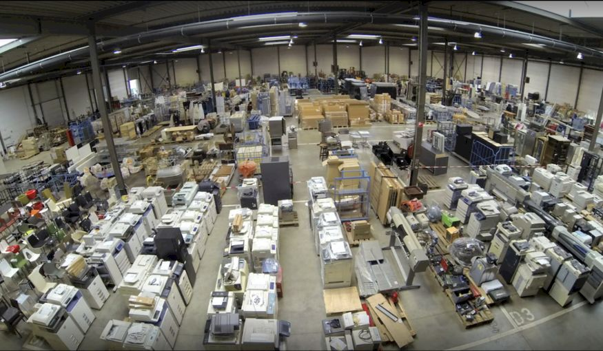 Budgettip: koop je materiaal, meubilair, ... voordelig via een veiling