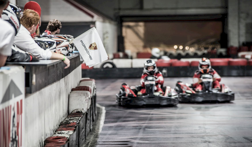 Word kartingkampioen samen met jouw ICT of automotive collega's