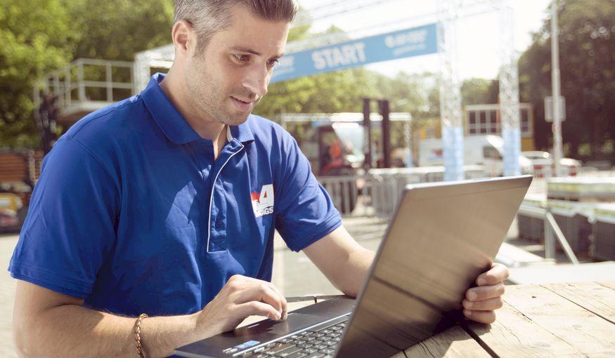 ICT diensten nodig op je event? Bel KPN Event