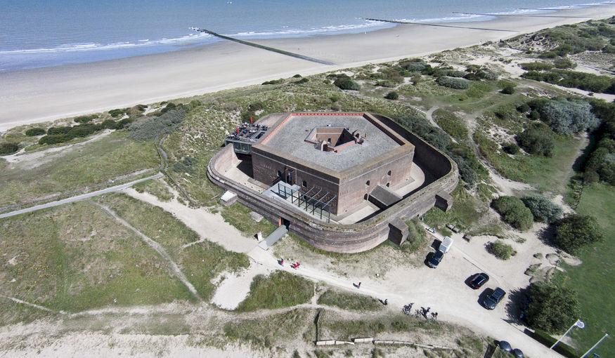 Ontdek het vernieuwde Fort Napoleon