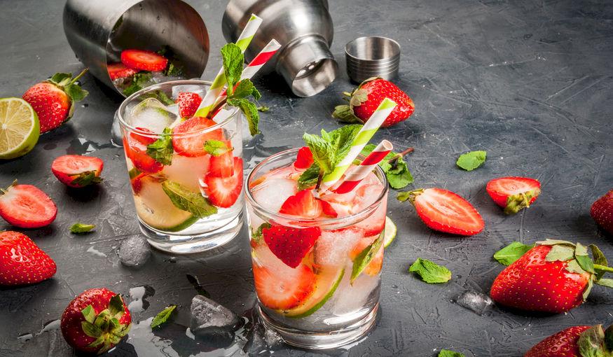 17 gezonde alcoholvrije drankjes voor jouw evenement