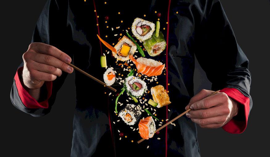 29 Sushi Rolls die je gasten zullen verrassen