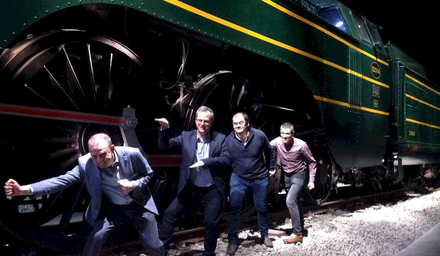 CityGame in Train World en Brussel, nieuwe interactieve teambuilding