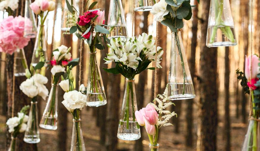 18 verbluffende decoraties voor buitenevenementen