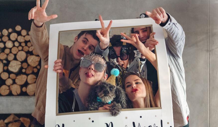 19 'photo booth'-ideeën voor jouw volgende evenement