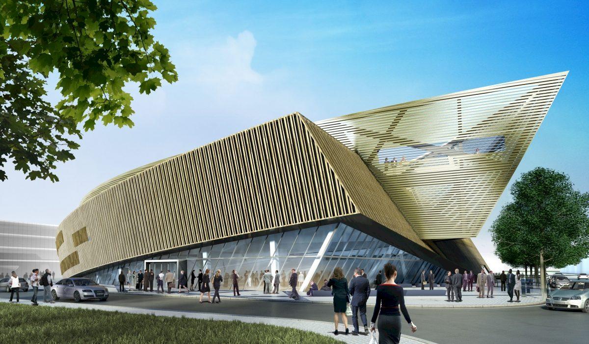 Micx het nieuwe congrescentrum van bergen heeft een naam - Office de tourisme bergen ...