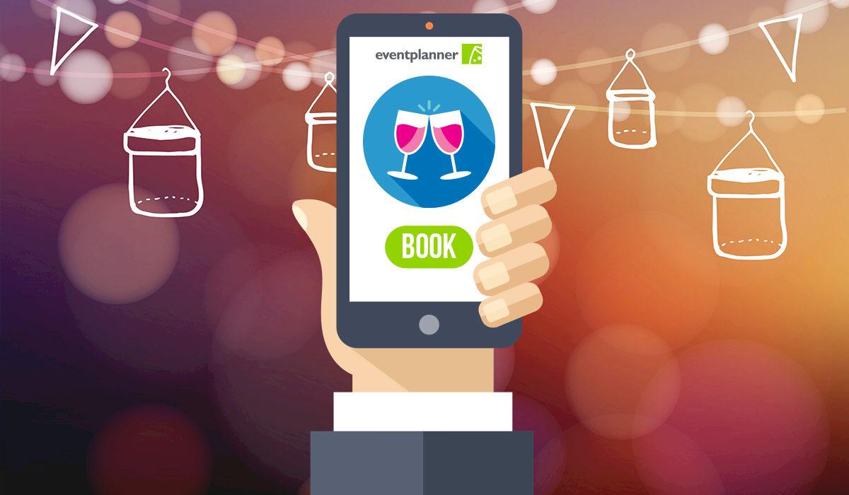 PRIMEUR in eventsector met 'online booking tool' van eventplanner.be /.nl